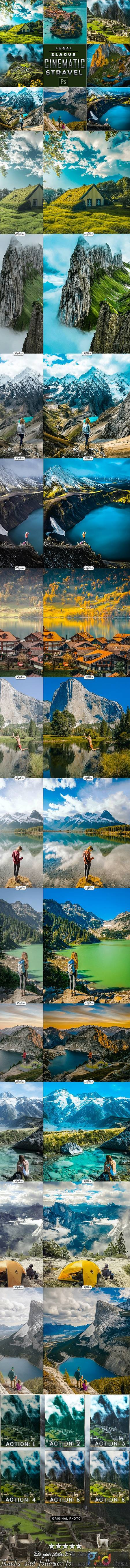 Cinematic-Landscap Travel Photoshop Actions 26196551 1