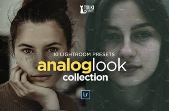 ANALOG LOOK Lightroom Presets Bundle 4618994 4