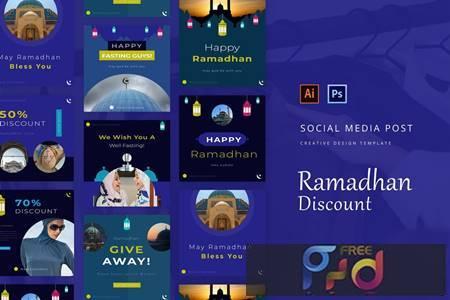 Ramadhan Discount Instagram Post YMQUMEF 1
