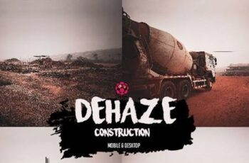 Crafted Collection - Dehaze Construstion Lightroom Preset (Mobile & Desktop) 26170138 4