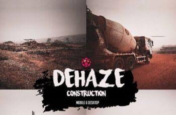 Crafted Collection - Dehaze Construstion Lightroom Preset (Mobile & Desktop) 26170138 3