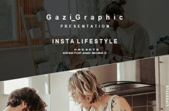 Insta Lifestyle Presets for Mobile and Desktop Lightroom 26182606 3