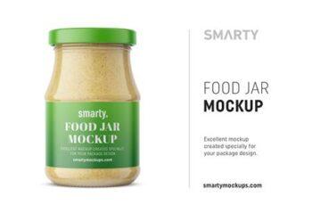 Mustard jar mockup 4658611 5