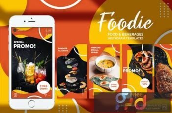 Foodie Instagram Stories Y25PKMA