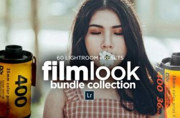60 FILM LOOK Bundle LR Presets 4622178 4