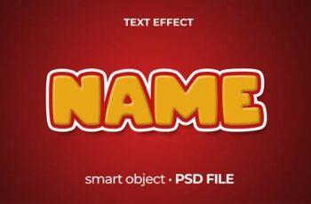Text Effect 7