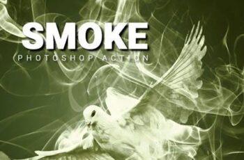 Smoke Photoshop Action 26351553 5