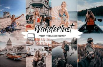 WANDERLUST LIGHTROOM PRESETS 4629334 3