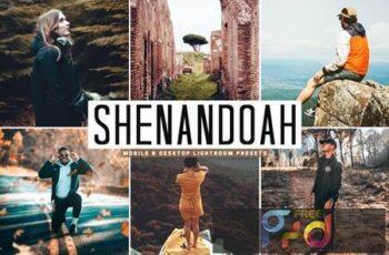 Shenandoah Mobile & Desktop Lightroom Presets 6YVX6CF 3