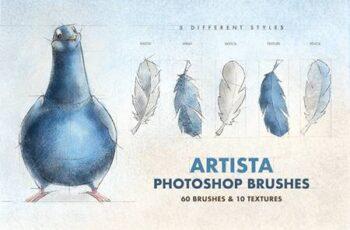 Artista Photoshop Brushes 4800321 15