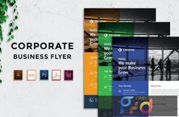 Creative Corporate Brochure vol 2.1 PE8DSHP 4