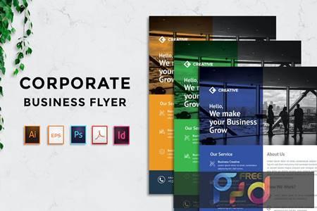 Creative Corporate Brochure vol 2.1 PE8DSHP 1
