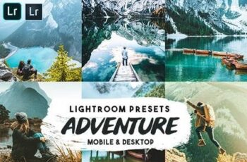 Adventure Lightroom Presets For Mobile & Desktop 26207805 1