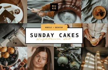 4 Sunday Cakes – Lightroom Presets 4738438 3