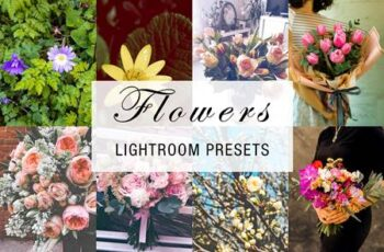 24 flowers lightroom presets 4784961 6