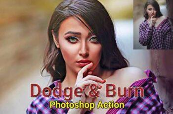 Dodge & Burn Photoshop Action 4818064 8