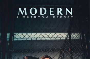 Modern Lightroom Preset 26210373 2