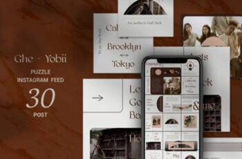 Ghe-Yobii Puzzle Instagram Feed 3925109 8