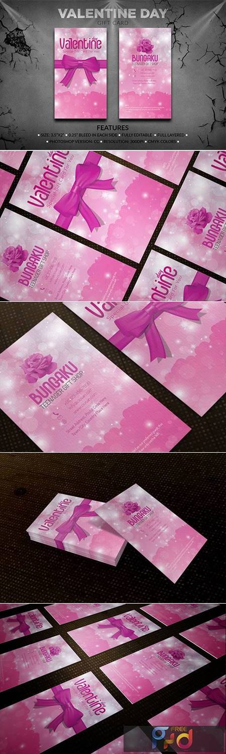 Valentine Day Gift Card 3927203 1