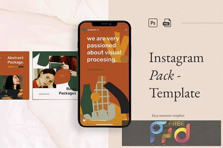Instagram Pack - Template SYZSTY9 1