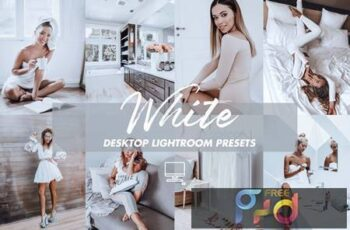 Desktop Lightroom Presets WHITE VIBE 4841812 6