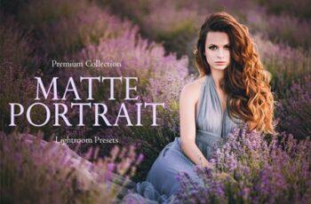 Matte Portrait Lightroom Presets 3395171 7