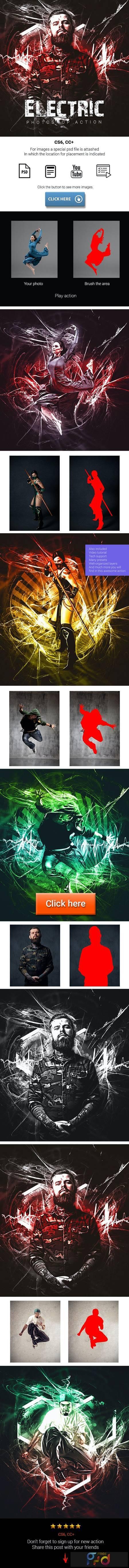 Electric Photoshop Action 26318095 1