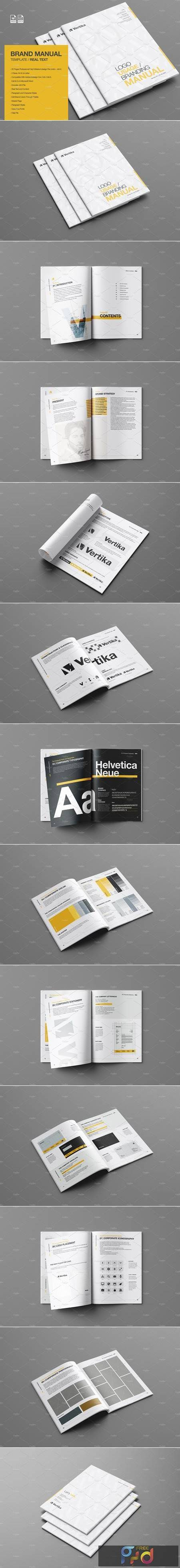 Brand Manual - REAL TEXT 4653146 1