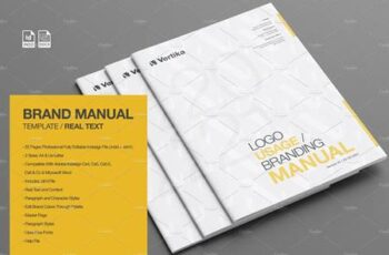 Brand Manual - REAL TEXT 4653146 2