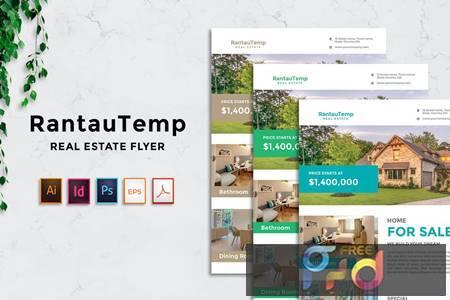RantauTemp - Real Estate Flyer v1 GR9EQW3 1