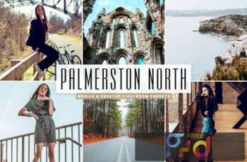 Palmerston North Lightroom Presets Pack UU6DG5A 5