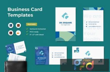 Business Card UGQXTN4 3