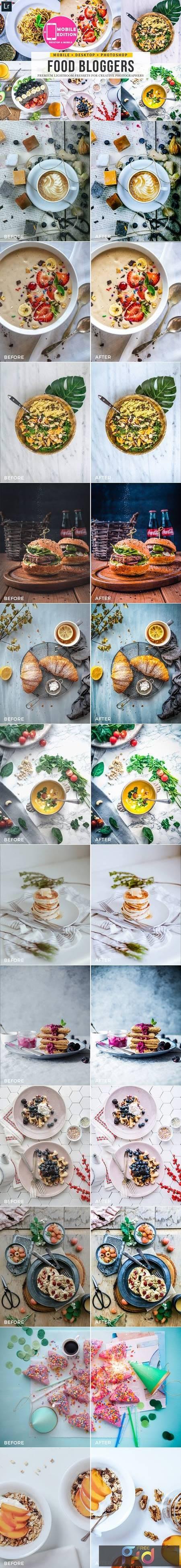 Food Blogger Lightroom Presets 4843440 1
