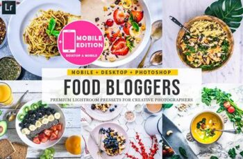 Food Blogger Lightroom Presets 4843440 11
