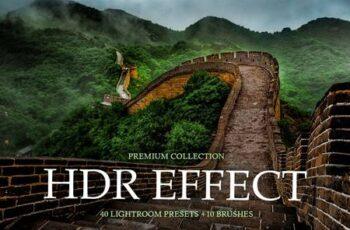 HDR Effect Lightroom Presets 4122437 2