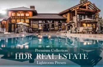 HDR Real Estate Lightroom Presets 3423498