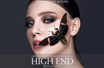 High End Retouching Photoshop Action 3576680 4