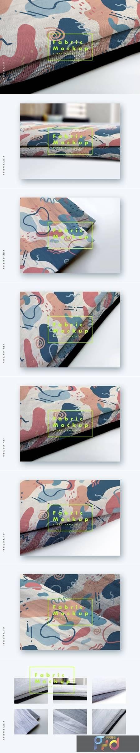 Fabric Mockups Bundle 4410765 1