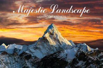 Majestic Landscape Lightroom Presets 3416059 2