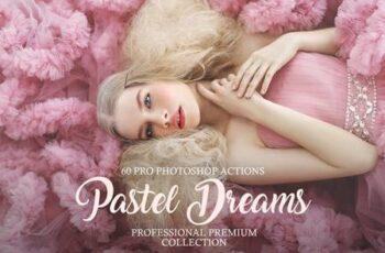 Pastel Dreams Photoshop Actions 3576799 4