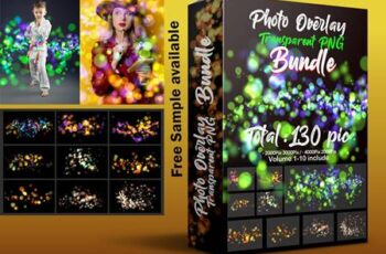 Mega Bundle Photo Overlays png 4725890 4