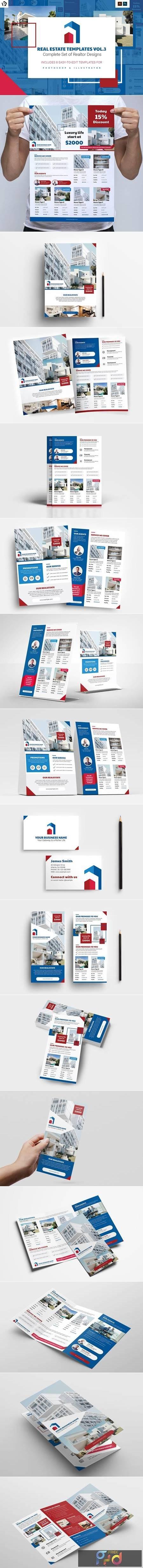 Real Estate Templates Pack Vol.3 4410440 1