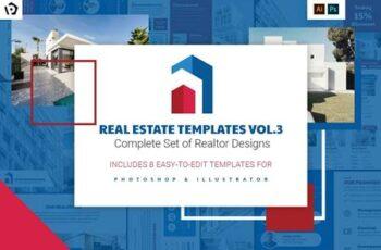 Real Estate Templates Pack Vol.3 4410440 11