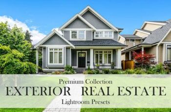Real Estate Lightroom Presets 3423475 3