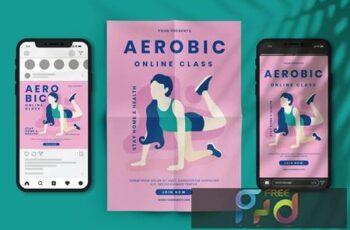 Aerobic Online Class WLET8XQ 4