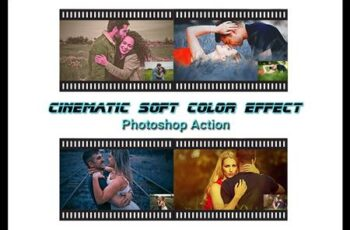 Cinematic Soft Color Effect Action 4562156 5