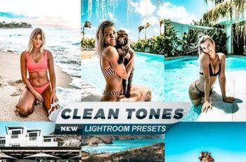 Clean Presets For Mobile and Desktop Lightroom 26327366 3