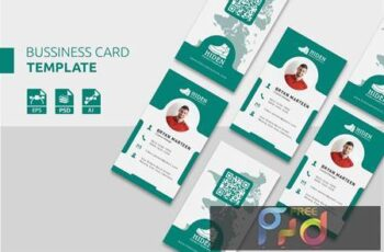 Fashion Apparel Business Card MYH34FM 6