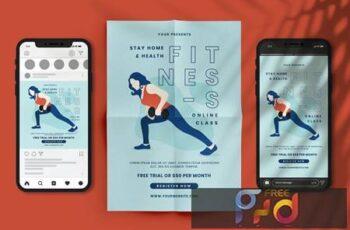Fitness Online Class ZV7A54R 4