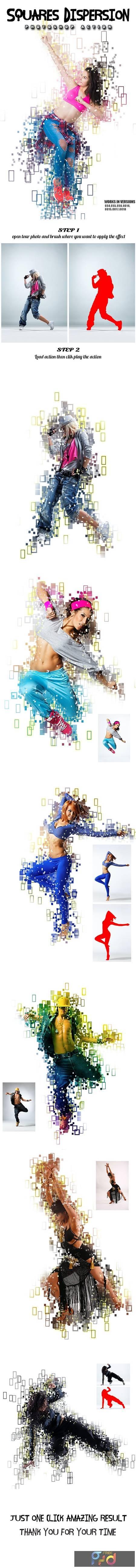Squares Dispersion Photoshop Action 26351103 1